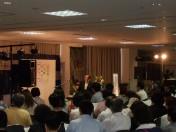 松井市長セミナーは、満席になりました