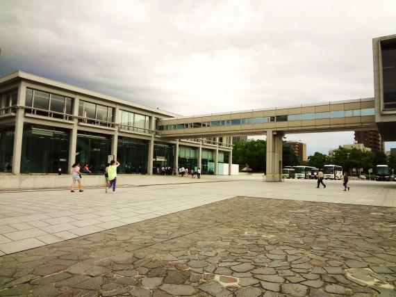 現在の資料館は昭和30年に建てられました