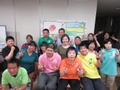 イベントに参加したみんなで集合写真!