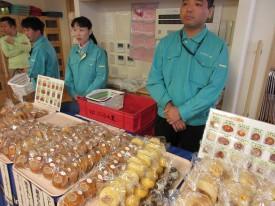 美味しいパンはいかがですか~(^^)