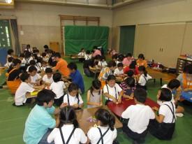 たくさんの生徒さんと交流ができました!